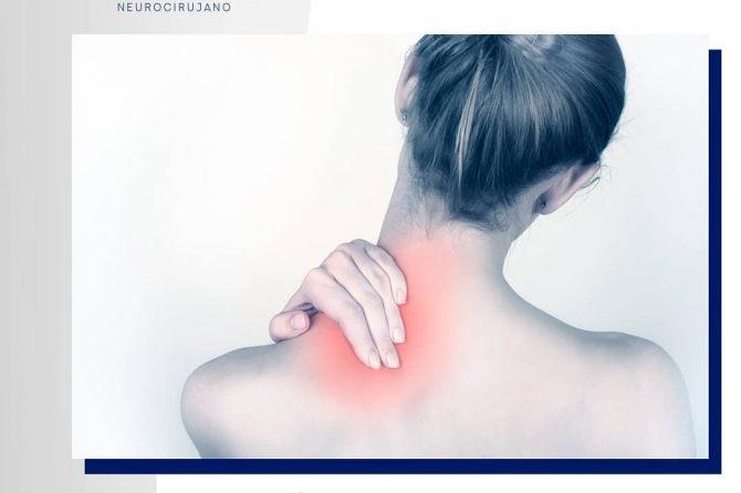Dolor En La Zona Cervical Puede Ser Cervicobraquialgia